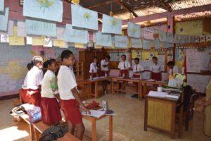 NIO Schoolproject Flores