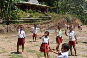 NIO Flores Schoolproject